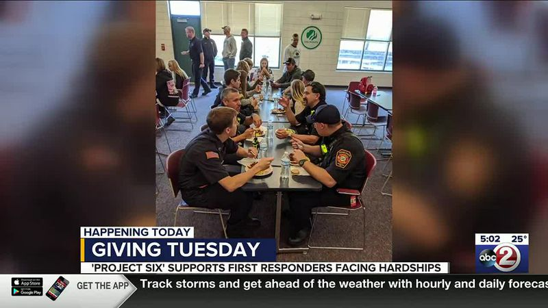 WATCH: Helping Project Six on Giving Tuesday