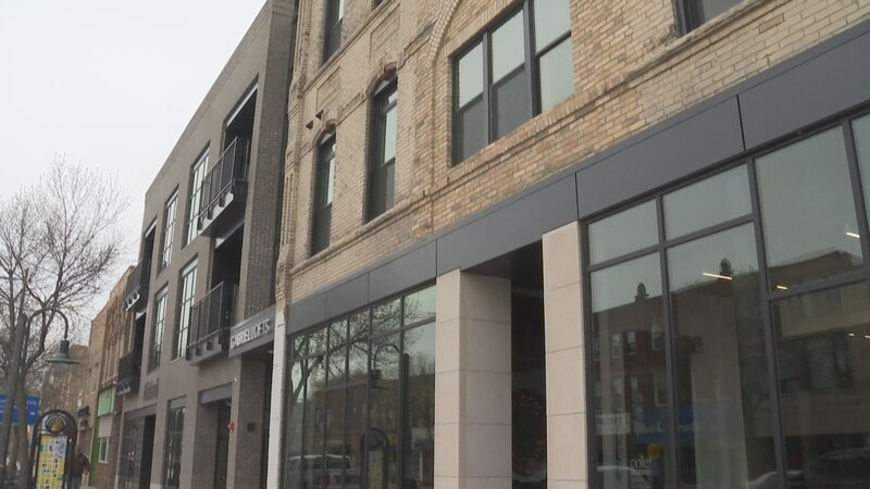 Downtown Appleton seeing rise in residential spaces.