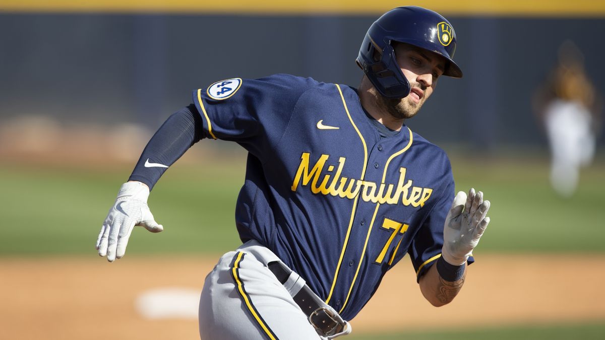 Brewers 2020 top draft pick Garrett Mitchell to make pro debut with Timber Rattlers