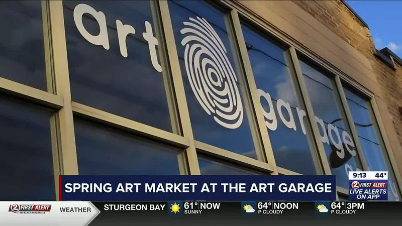 Art Garage in Green Bay