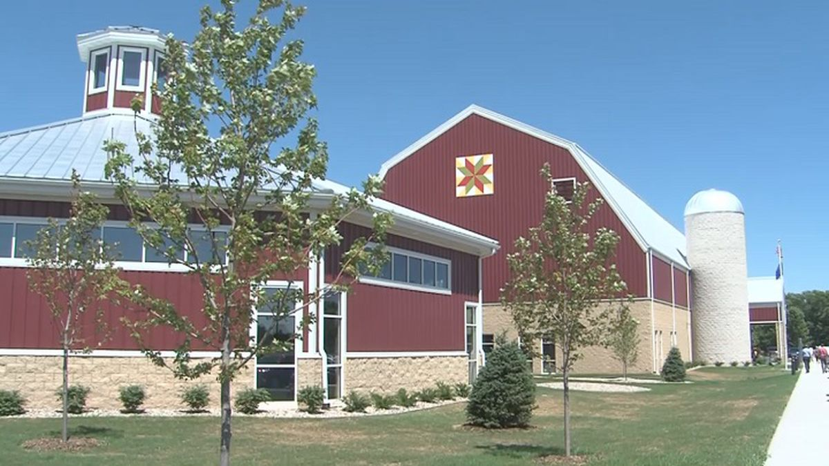 The Wisconsin farm Discovery Center in Manitowoc, Wis.