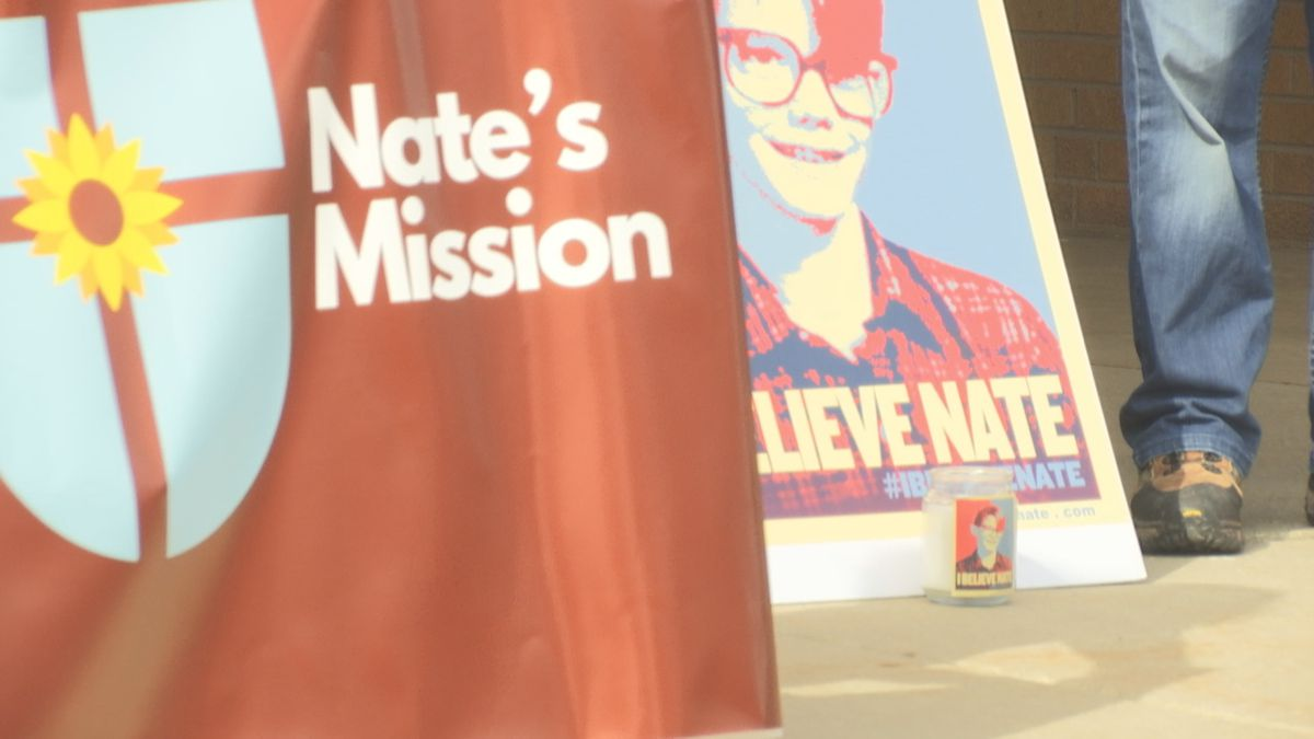 Nate's Mission is an abuse survivors advocacy group honoring the life of Nathan Lindstrom, who...