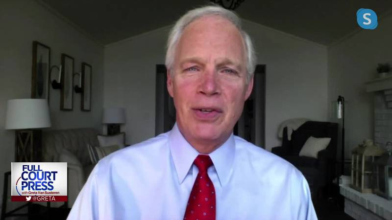 Overtime: Greta and Sen. Ron Johnson talk about the economic impacts of COVID-19