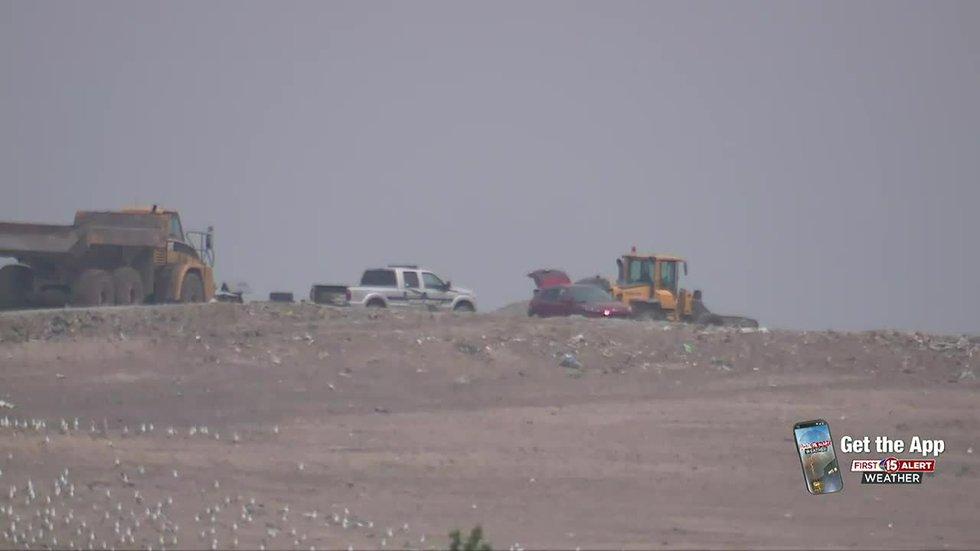Halderson missing person, homicide investigation turns to Johnson Creek landfill