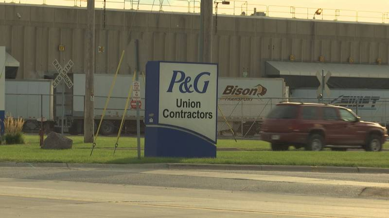 Procter and Gamble in Green Bay