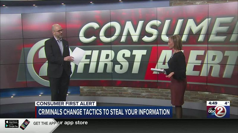 Chris Roth and Tammy Elliott discuss a Consumer First Alert
