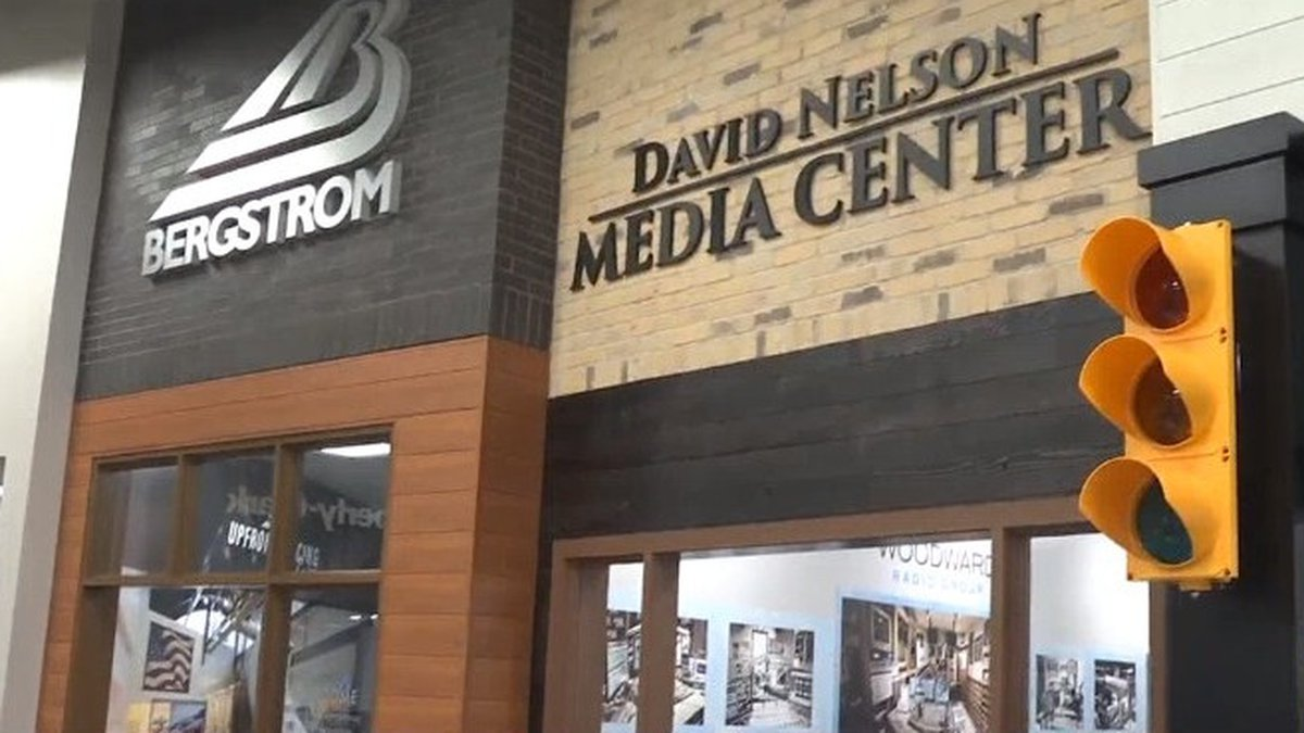 Inside FVTC's Community First Career Exploration and Financial Literacy Center. (WBAY Photo)