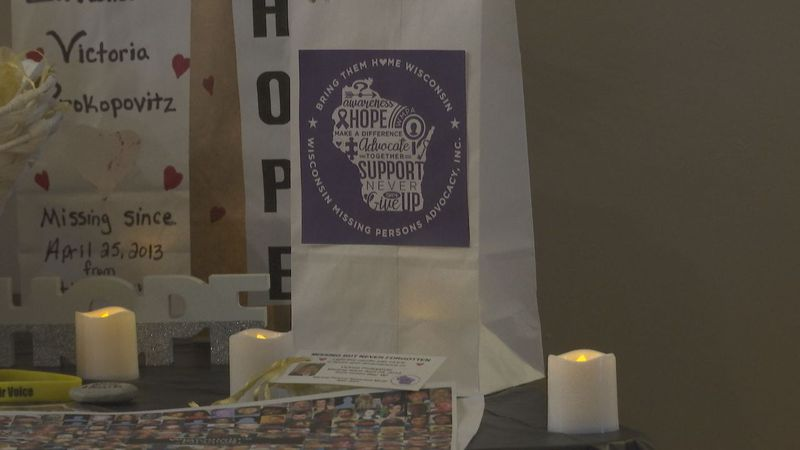Wisconsin Missing Persons Advocacy held a virtual event on Saturday.