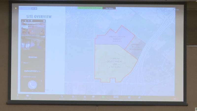 Town of Lawrence Development and Planning Board hears a proposal on Wednesday, October 13 to...