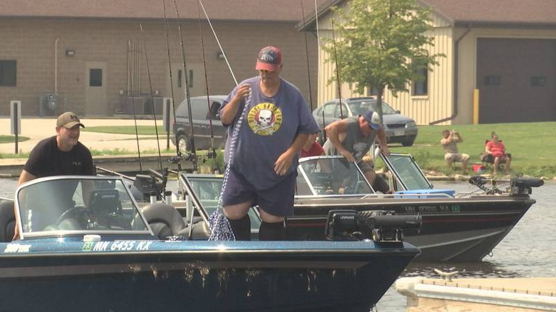 The Kewaunee/Door County Salmon Tournament is hoping to bring almost three thousand anglers...
