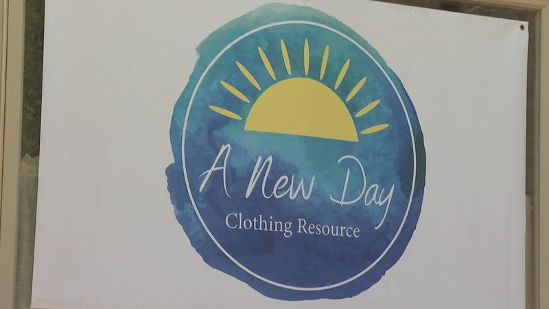 A New Day Clothing Resource is open in Clintonville.