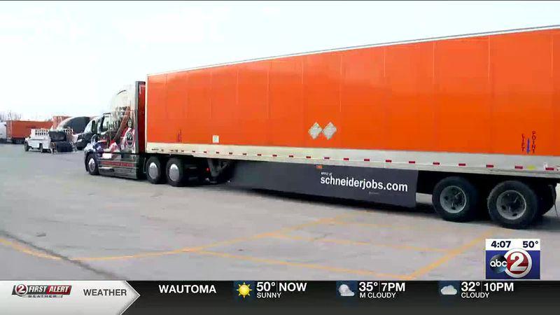 Schneider Trucking