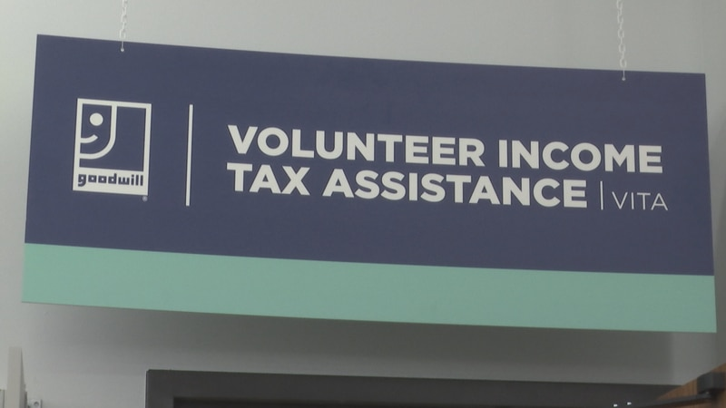 Goodwill NCW offers VITA, a free tax preparation program.