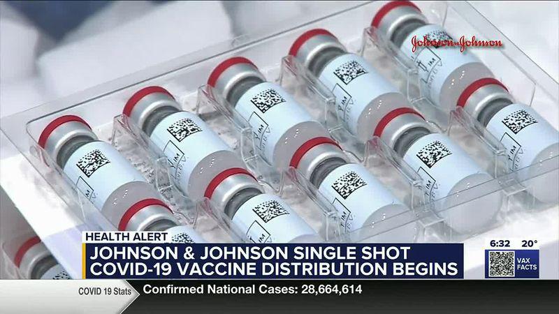 WATCH: Dr. Rai talks Johnson & Johnson vaccine