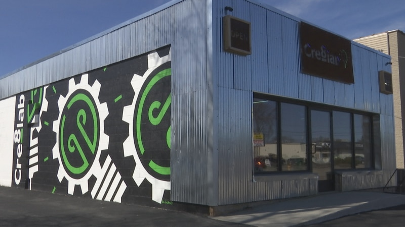 Cre8lab in Neenah provides STEM tools and training to community.