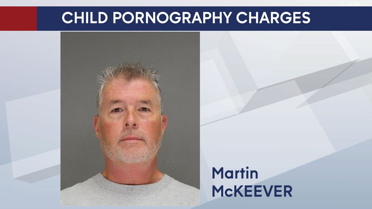 Martin McKeever was arraigned June 25, 2020, in federal court in Green Bay