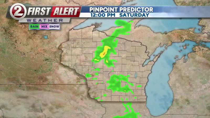 First Alert Weather Pinpoint Predictor