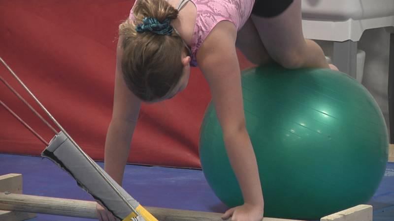Starz Gymnastics Academy in Ashwaubenon