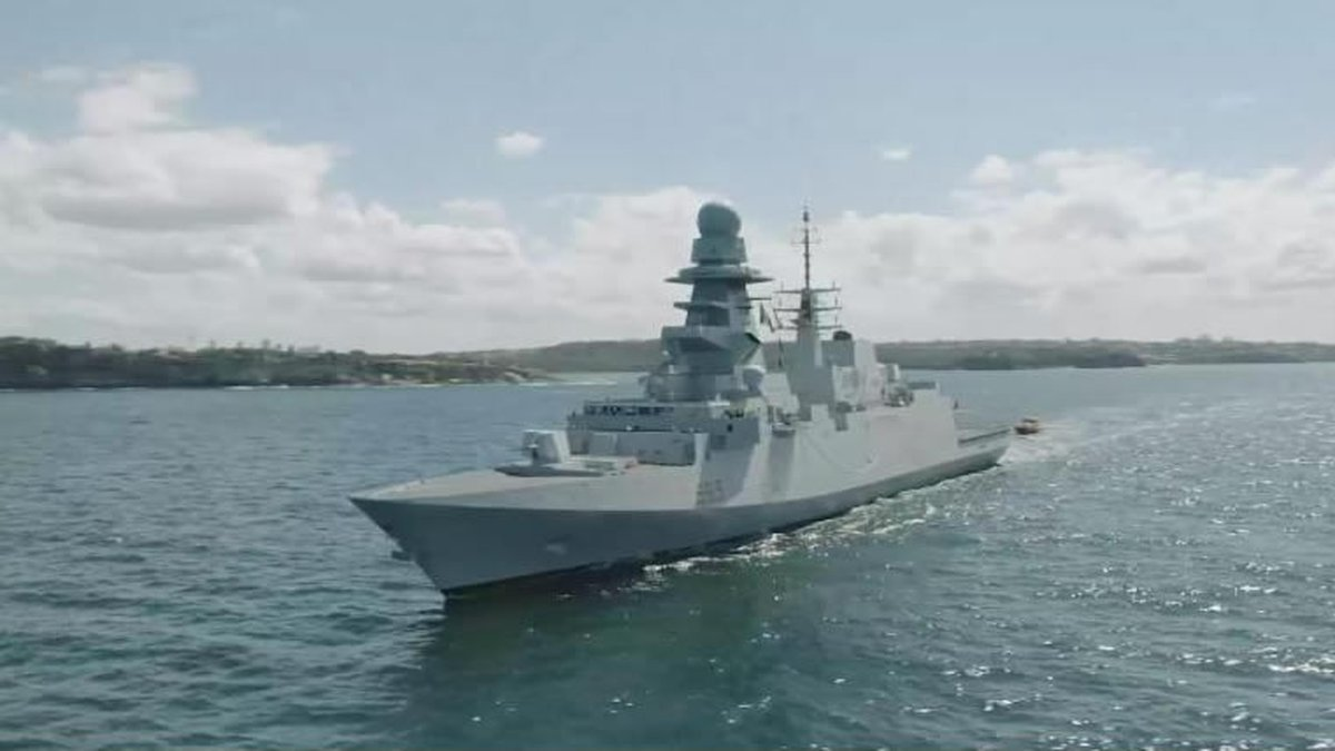 Fincantieri Marinette Marine says its new FFG(X) class frigate will be based on the mature...