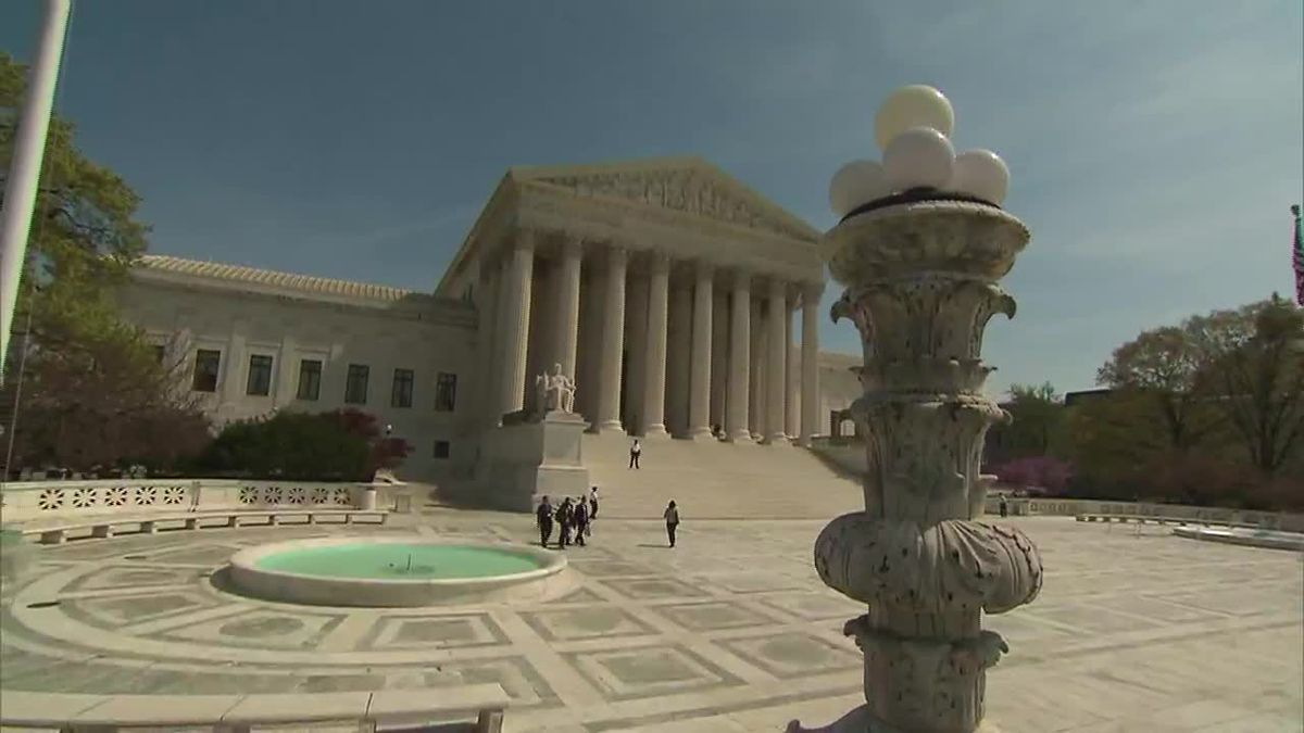 The Supreme Court rejected a bid from Texas' attorney general to block the ballots of millions...
