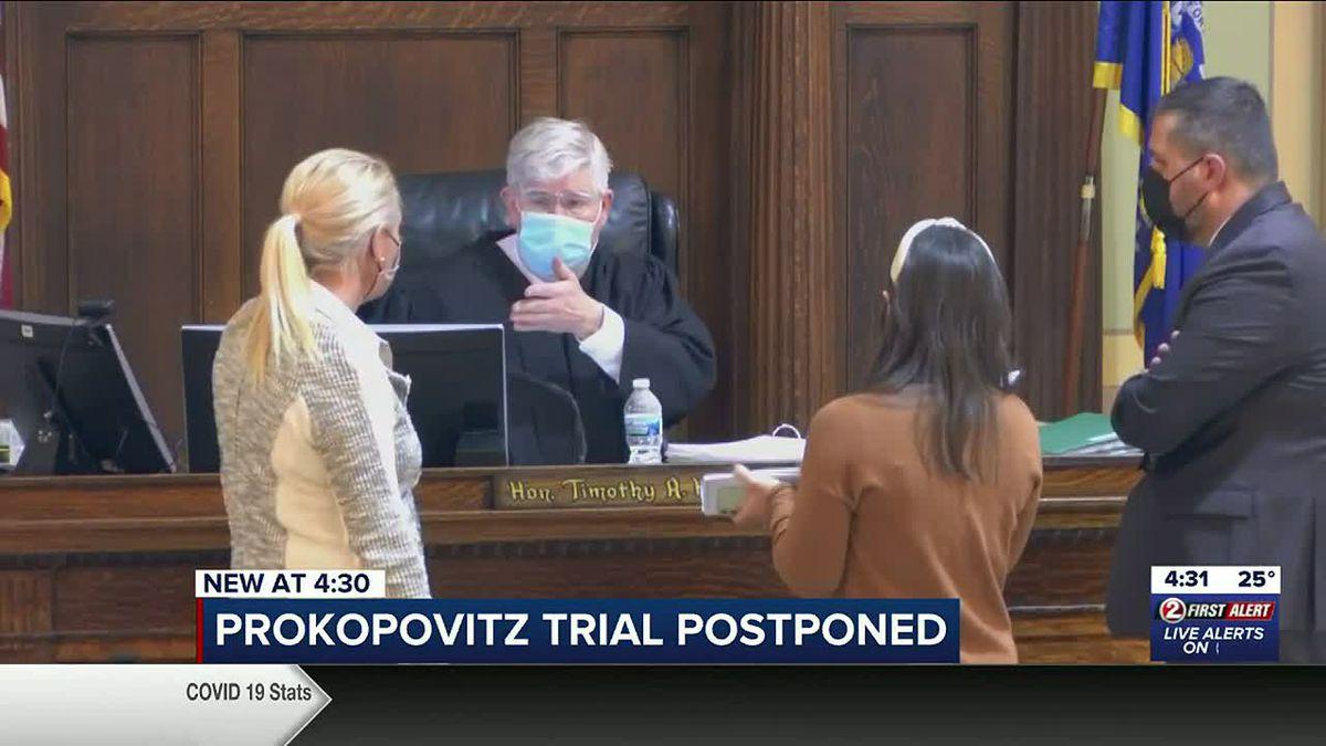 Judge at James Prokopovitz murder trial