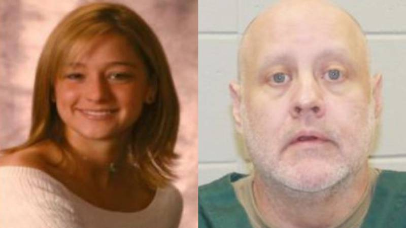 David A. Kahl (right) was ordered to stand trial for the 2008 killing of Brittany Zimmermann.