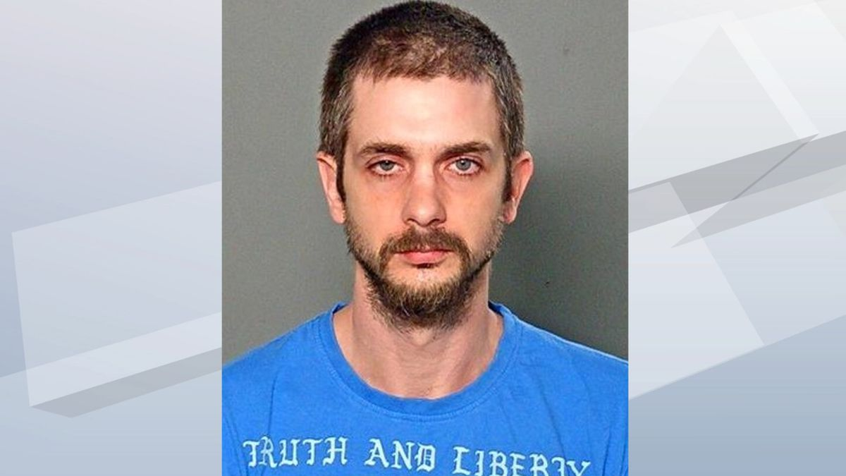 Matthew Beyer. Photo: Outagamie County Jail