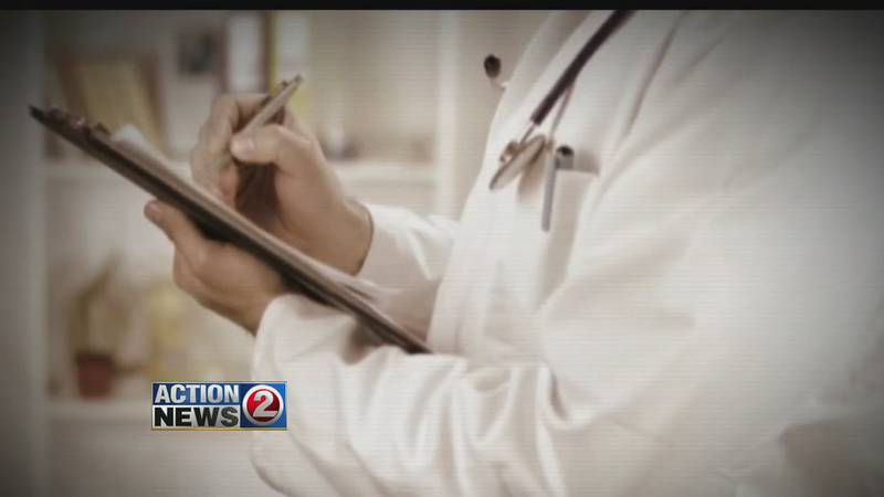 Some Wisconsin doctors were able to use telemedicine to treat thousands of patients per day...