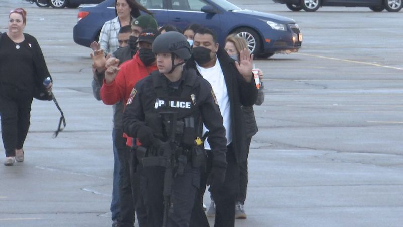 A deadly shooting took place at the Fox River Mall in Grand Chute, Wisconsin on January 31.