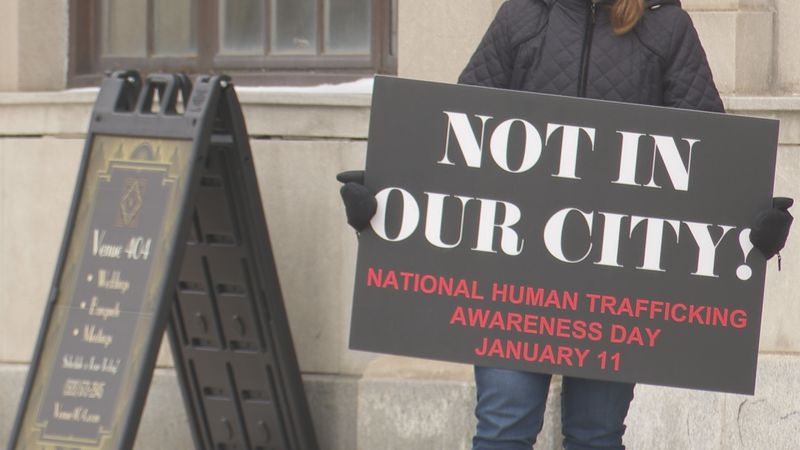 Monday was National Human Trafficking Awareness Day, with communities and organizations across...
