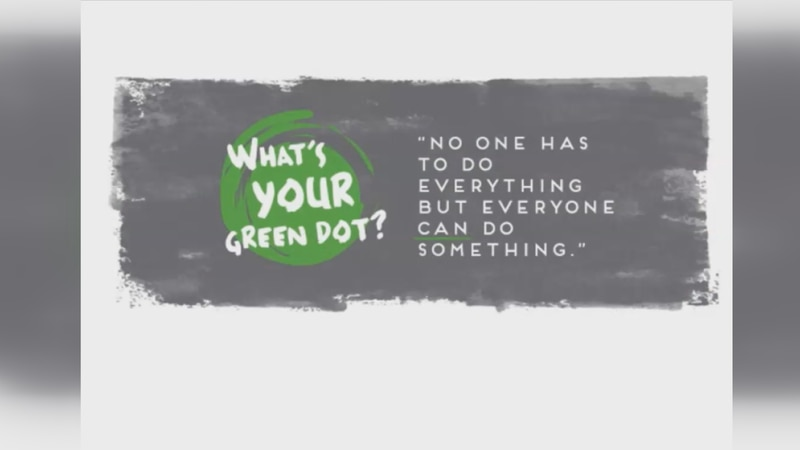 Green Dot training offered through Fond du Lac area Women's Fund.
