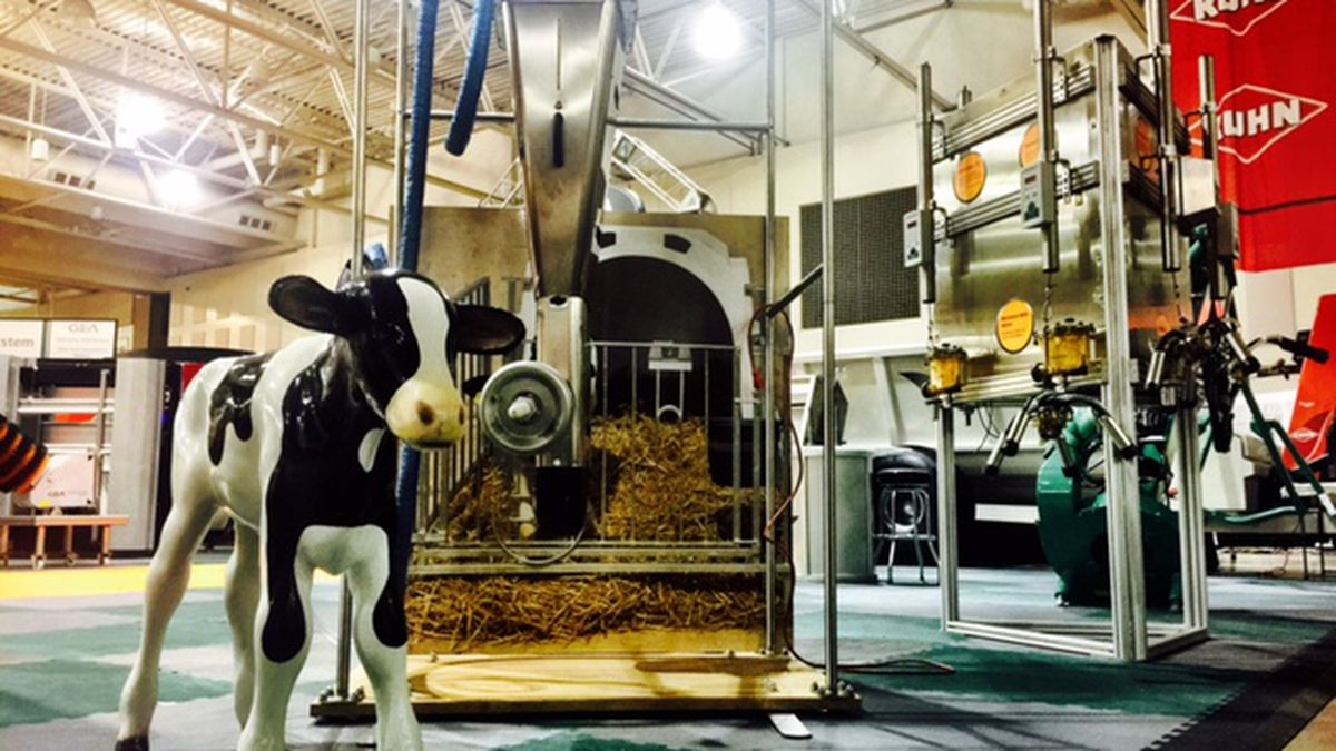 Wisconsin Dairy Expo (file)
