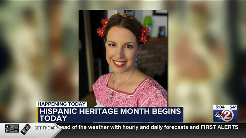 Hispanic Heritage Month Kathryn Bracho