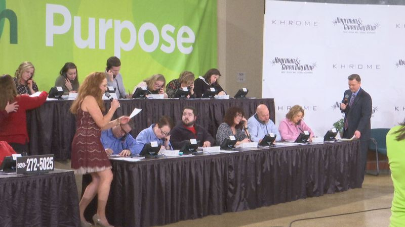 CP Telethon on WBAY-TV (file image)