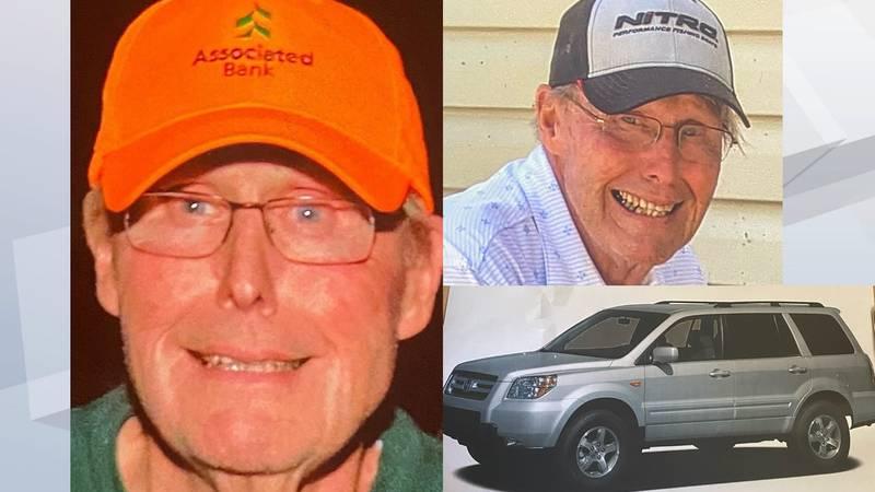 A statewide Silver Alert was issued to find James Stroschein, 79
