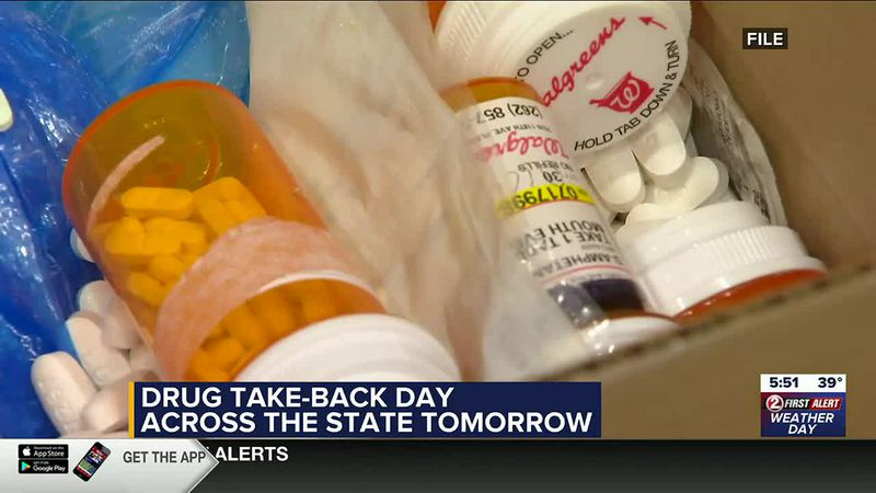 WATCH: What to know about Drug Take Back Day