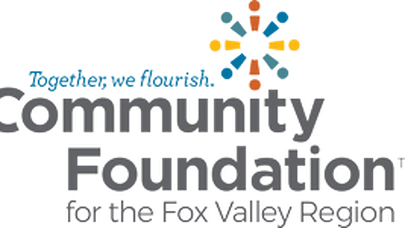 Logo for the Community Foundation for the Fox Valley Region