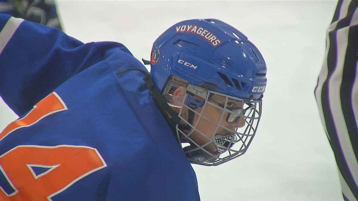 Parents And Kids Enjoy Final Hockey Game Of The Season