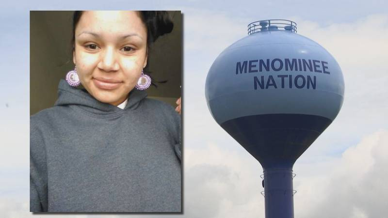 The family of a woman from the Menominee Reservation is grieving after her remains are found.