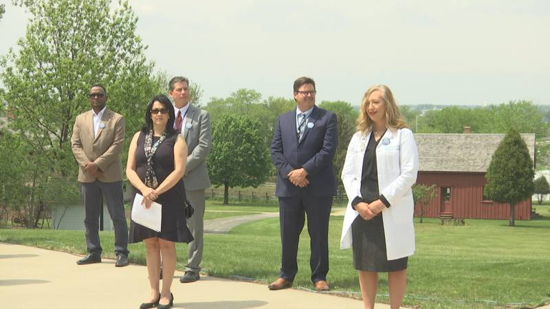 Leaders of several businesses and non-profits took part in a media conference on Thursday in...