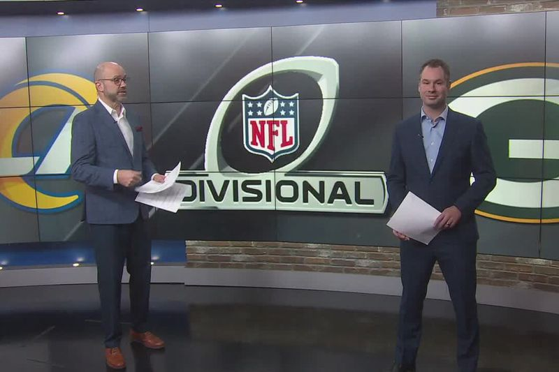 Packers vs. Rams playoff preview