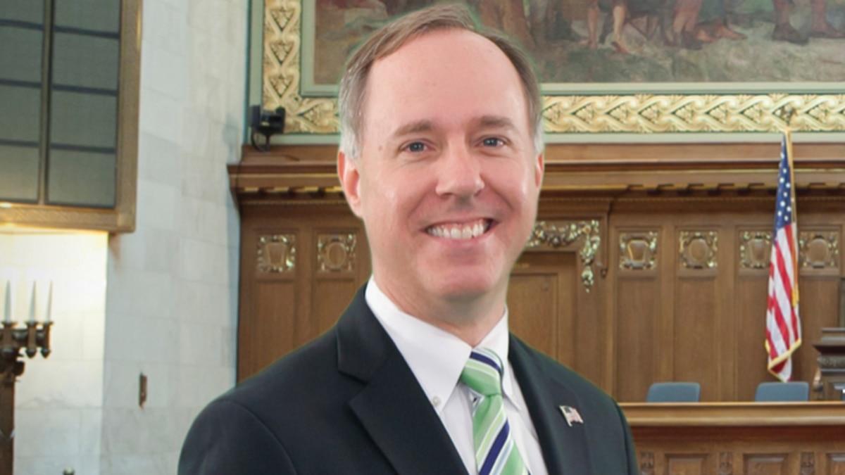 Wisconsin Assembly Speaker Robin Vos (R-Burlington)