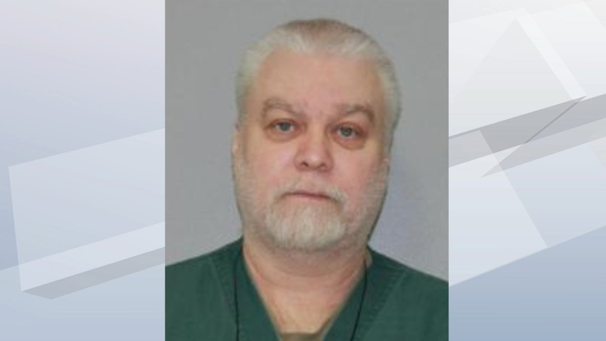 Steven Avery. Photo: Wisconsin Department of Corrections