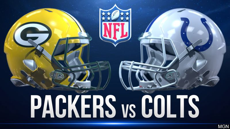 packers vs. colts fast 5 pack facts