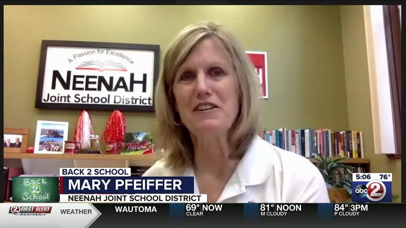 WATCH: Neenah superintendent's message for families