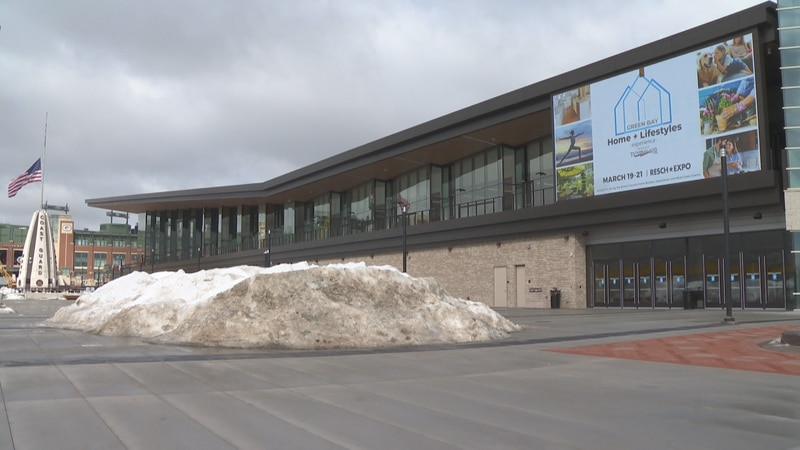 The Resch Expo awaits visitors in 2021