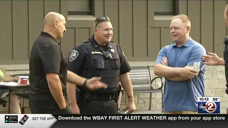 National Night Out brings hundreds to Jones Park
