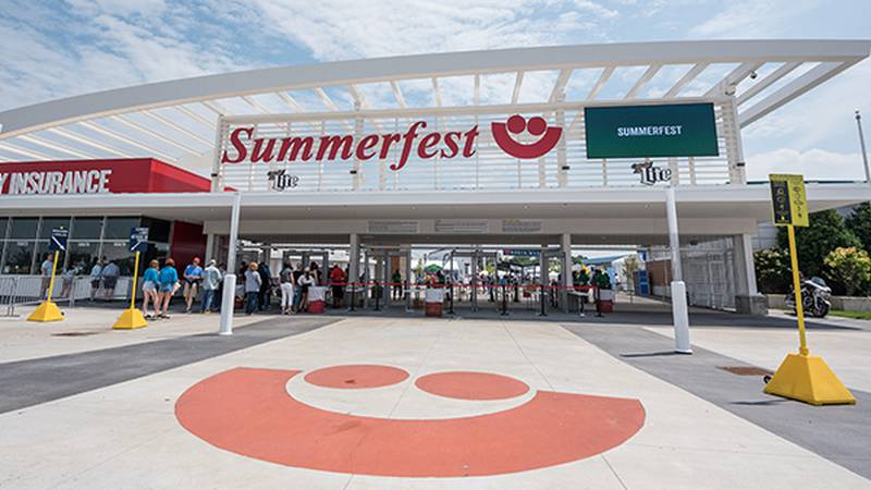 Summerfest 2021 is moving to September for this year, organizers announced on February 2, 2021.