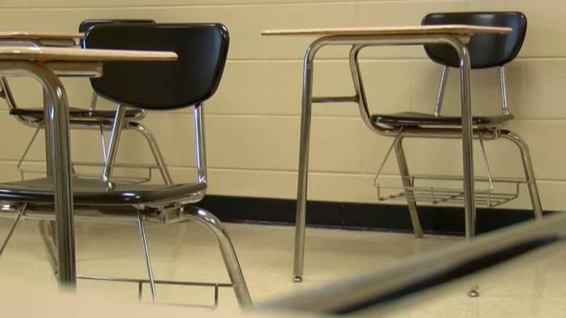 School desks generic photo