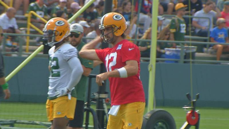 Rodgers openness after months of dodging questions and stepping away from the lime light has...